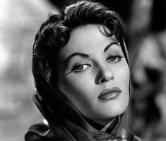 Yvonne DeCarlo (also known as Lily Munster). Description from pinterest.com. I searched for this on bing.com/images