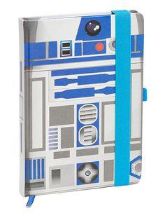 Star Wars R2-D2 Journal