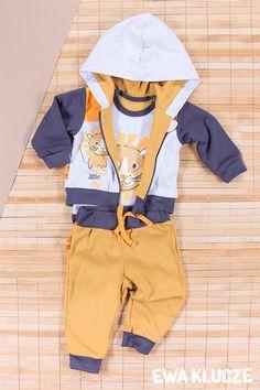 EWA KLUCZE, kolekcja AFRICA, dres chłopięcy, body, wiosna lato 2017, ubranka dla dzieci, EWA KLUCZE, AFRICA collection, baby boy hoodie, joggers, bodysuit, spring summer 2017