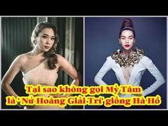 Vì sao không ai gọi Mỹ Tâm là ' Nữ hoàng giải trí' giống Hồ Ngọc Hà ♥Tin...