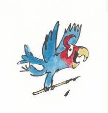 Blake bird