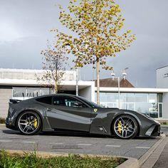 Novitec N-Largo S Ferrari F12 | (📷 by: giuliano.z_photography)