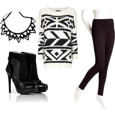 """""""No nonsense Leggings Outfit"""" by peacelovesequin on Polyvore"""