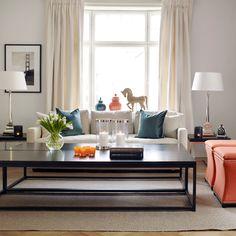 Harlem sofabord og vogue sofa Sofa, Vogue, Furniture, Home Decor, Settee, Interior Design, Home Interior Design, Loveseats, Couches