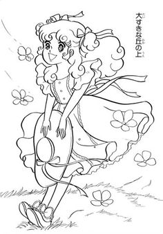 Honey Angel Colouring Book | COLORING PAGES :) | Pinterest ...