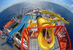 Photo tour: The fun of Carnival Cruise Line's Carnival Inspiration #NewHubUS #Latestnews #usanews #breakingnews #sports #technology #viralnews