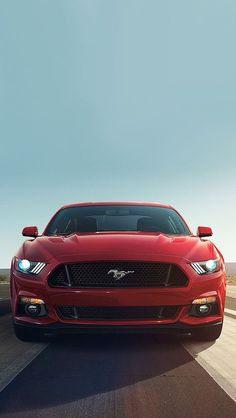 Ford Mustang Red iPhone Wallpaper – Sport Car News Ford Mustang Shelby, Mustang 2018, Mustang Cars, Ford Gt, Shelby Gt500, Audi R8, Mustang Iphone Wallpaper, Wallpaper Carros, Stance Nation
