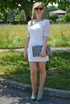 Abiti da sposa · outfit bianco abbinamenti bianco come abbinare il bianco  mariafelicia magno fashion blogger colorblock by felym outfit e8f28902d64