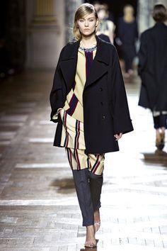 Dries Van Noten menswear-inspired Fall 2013