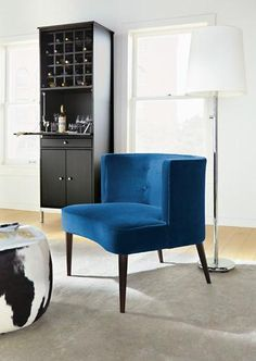 Chloe Chair Fabricliving Room Furnitureliving