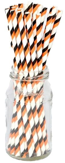 halloween party, party, hallloween, straws, black and orange, orange, black, halloween straws, halloween drink