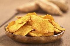 Chips de batata al horno - IMujer