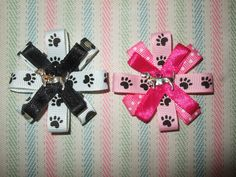 Ribbon Dachshund Brooches £2.99