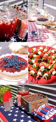 4th July party by Rose1955
