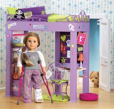 american girl mckenna | More Pictures of McKenna American Girl of the Year 2012 — Doll ...