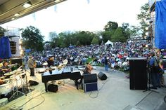 """Famous names and a few up-and-comers will grace the stage of the St. Mary's Park bandshell during the 12th annual River Raisin Jazz Festival. Organizer John Patterson said he is pleased with this year's crop of talent that includes names like Eric Darius, Alex Bugnon, Eric Stone and Morgen Steigler. Follow the link for the """"if you go"""" details #MonroeMI #RRJazz13"""