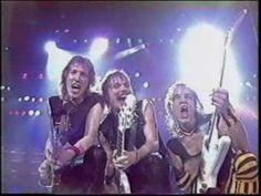 Scorpions – Dynamite.