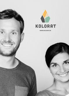 Sebastian & Monja von KOLORAT. www.kolorat.de