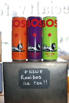 Due to popular demand we now carry BOS rooibos ICED Tea! Get the same great health benefits of Rooibos tea in 3 refreshing flavours - Peach, Berry, & Apple! Peach Ice Tea, South African Recipes, Iced Tea, Health Benefits, Berry, Apple, Popular, Food, Products