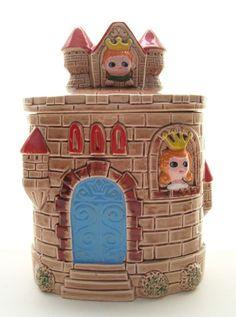 princess cookie jar!