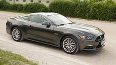 Ford Mustang [6th generation] (2015-Present)