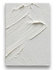Diy Wall Art, Diy Art, Textured Canvas Art, Diy Canvas Art, Plaster Art, Texture Painting, Texture Drawing, White Art, Painting Inspiration