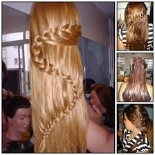penteados com tranças - Pesquisa Google
