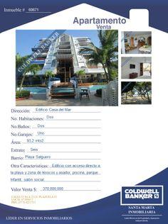 Apartamento en venta- Edificio con salida directa al mar- Rodadero