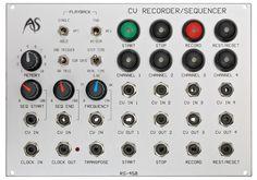 Analogue Systems RS-450 CV Recorder