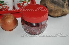 Жареная свекла с луком на зиму - рецепт с фото
