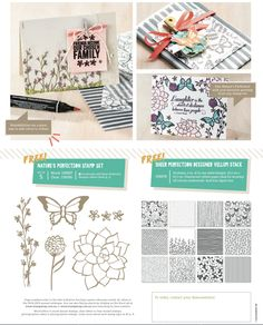 Gothdove Designs - Alison Barclay - Stampin' Up! Australia - NEW Sale-A-Bration product including Vellum and TWO new stamp sets. Order with me here: http://www3.stampinup.com/ECWeb/default.aspx?dbwsdemoid=4005459