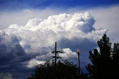Nubes, El terrero Namiquipa
