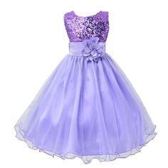 Now Shop Globally!! http://www.fashionpranthi.com/products/hot-selling-baby-girls-flower-sequins-dress-party-princess-dress-children-kids-clothes-9-colors-3-14yrs-flower-girl-dress?utm_campaign=social_autopilot&utm_source=pin&utm_medium=pin