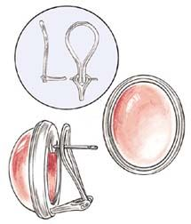 September 2000  For Your Staff: Defining Quality  Omega-Back Earring Findings to the Rescue  Knowing how to make earrings more comfortable f...