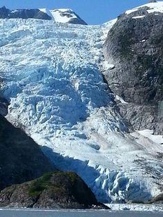 glacier in seward alaska