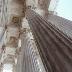 ImageFind images and videos about art, architecture and Greece on We Heart It - the app to get lost in what you love. Beige Aesthetic, Aesthetic Art, Aesthetic Pictures, Athena Aesthetic, Nature Architecture, Baroque Architecture, Classic Architecture, Architecture Design, Greek Gods And Goddesses