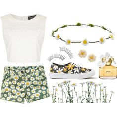 """∞ Daisy™"" by livelife2risks on Polyvore"