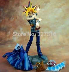 (39.60$)  Watch now - http://aiss0.worlditems.win/all/product.php?id=32308908806 - Yu-Gi-Oh! ARTFX J ATUM Yugi Muto pvc action figure collectible model toys free shipping