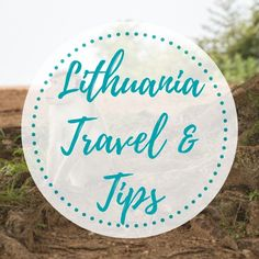 All things Lithuania travel. Stuff To Do, Things To Do, Lithuania Travel, The Beautiful Country, Life Hacks, Life Tips, Wales, Life Is Good, Travel Tips