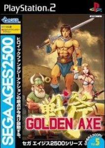 Golden Axe The Curse of Death Adder (Jogo PS2) Tamanho: 3.4GB NTSC MN 9/10 (No Pin it)