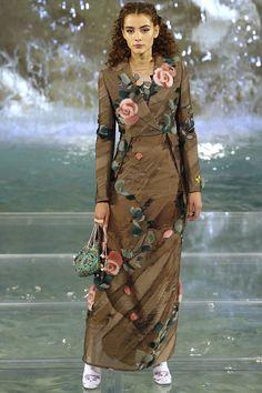 Fendi Fall 2016 Couture Fashion Show - Romy Schoenberg
