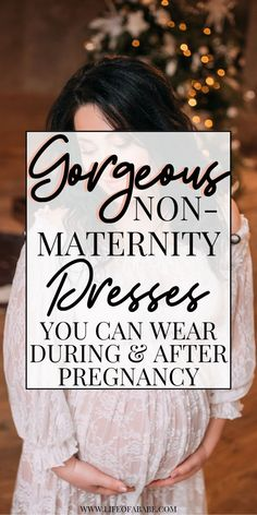 Gorgeous and super affordable non-maternity dresses pregnant moms can wear this summer | Non-maternity dresses pregnant moms can wear during and after pregnancy | Non-maternity dresses for a summer baby shower | Casual non-maternity dresses for pregnant moms | Casual non-maternity dresses that are formal | #maternity #pregnant #newmoms #pregnancyfashion #baby #thirdtrimester #firsttrimester #secondtrimester