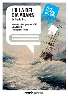 L'Illa del dia abans / Umberto Eco Eco Umberto, Movie Posters, Movies, Reading Club, Libros, Films, Film Poster, Cinema, Movie
