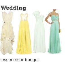 My Zyla colors - Wedding