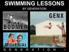 Learn To Swim, Childhood, Swimming, Memories, Baseball Cards, Learning, Fun, Instagram, Infancy
