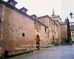 Alba de Tormes, sepulcro de Santa Teresa -