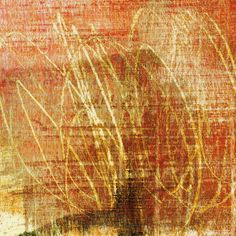 Analog II by Aryai Painting Print on Wrapped Canvas