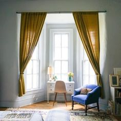 Before & After: An Bedroom Gets a Modern, Yet Classic Update – Design*Sponge Midcentury Fireplaces, Kids Chandelier, Art Deco Fireplace, Restoration Hardware Baby, Bohemian House, House Beds, Room Paint, Modern Design, House