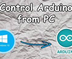 Hello everyone! In this article I will show you an app created by windows to control Arduino throught Bluetooth, USB and through the Network.The app is called...