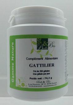 Belle et Bio Gattilier x 200 gelules in Beauté, bien-être,  relaxation | eBay